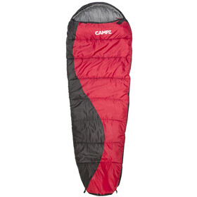 CAMPZ Desert Pro 300 Sleeping Bag red/black